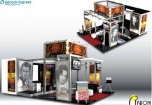 Adcock Ingram expo stand design