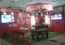 Mellow-Wood expo stand