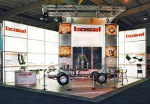Bosal expo stand build