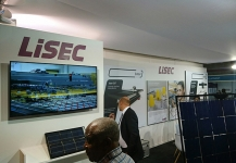 LiSEC expo stand build