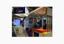Expo stand built by Pivion