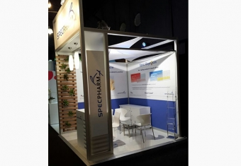 Specpharm system stand