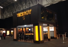 Double storey stand build for Viceroy